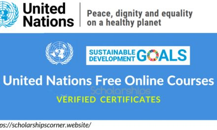 United Nations Online Courses with Certificates | UN Courses 2020