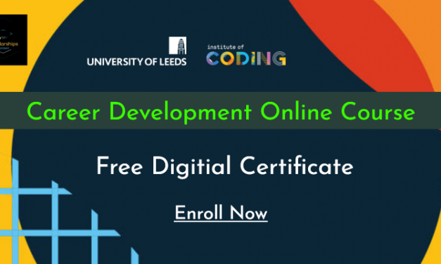 Career Development Online Course with Free Certificate – Enroll Now