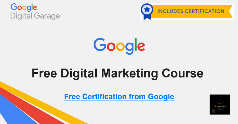 Google Free Digital Marketing Course | Free Certificate | Digital Garage