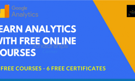 Google Analytics Academy Courses | Free Certificates from Google