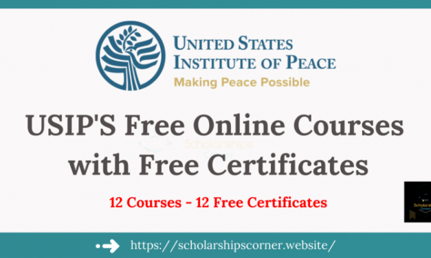 United States Institute of Peace Free Online Courses with Free Certificates | Self-Paced Micro-Courses