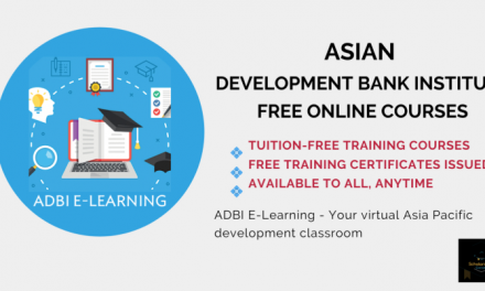 ADBI Courses with Free Certificates | ADBI E-Learning