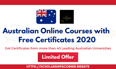 Australian Online Courses with Free Certificates | Limited Offer – Enrol by 30 June 2020