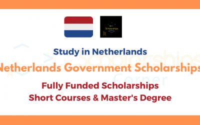 Netherlands Government Scholarship 2021 | Fully Funded | 2nd Round