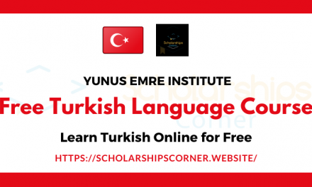 Free Turkish Language Course 2020 by Yunus Emre Institute | Learn Turkish for Free