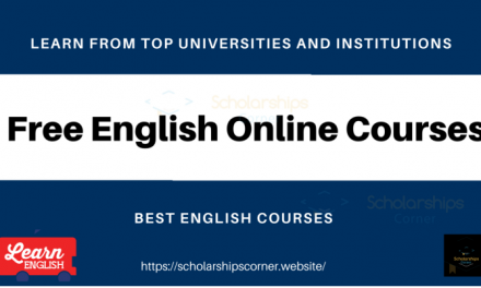 Free Online English Courses on edX – Learn English Online