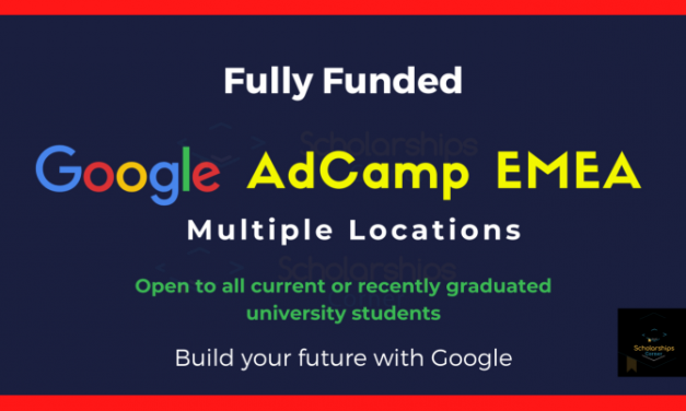 Google AdCamp 2020 [Fully Funded] EMEA AdCamp Program