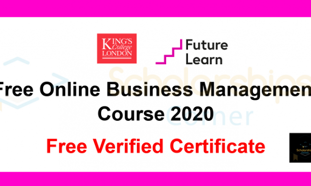 Free Online Business Management Course | Free Certificate | Enroll Now