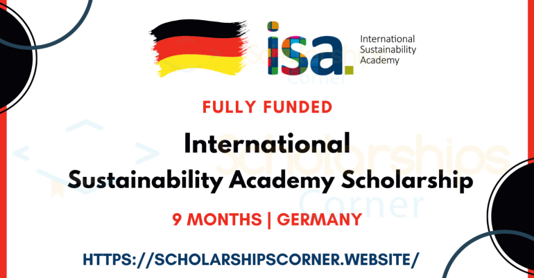 ISA Scholarship 2021 in Germany | Full Scholarsip | Apply Now