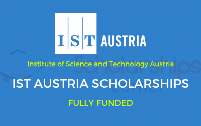 IST Scholarships Austria 2021 | Fully Funded Scholarships