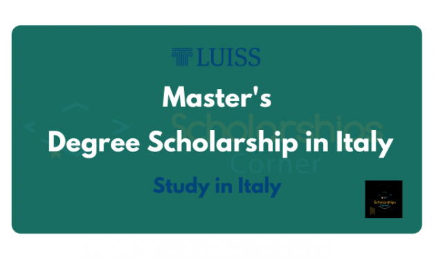 Luiss Masters Scholarship in Italy 2020-2021 |  Study in Italy