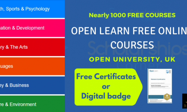 Open University Online Courses with Free Certificates 2020 | OpenLearn