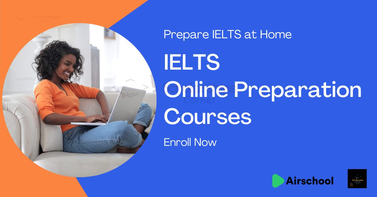 IELTS Online Preparation Courses