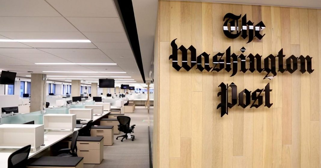Washington Post Paid Summer Internship