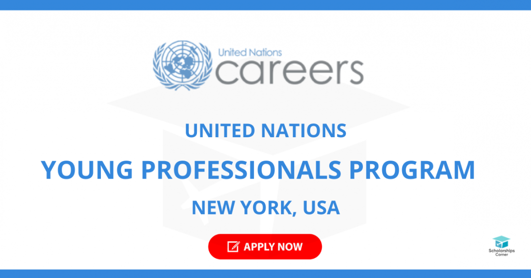 UN Young Professionals Program
