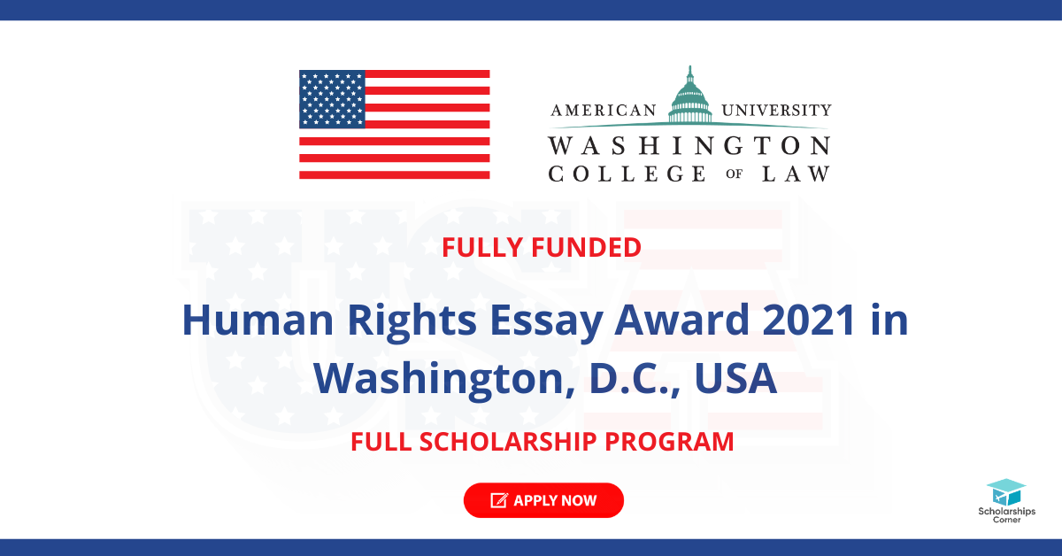 human rights essay competition